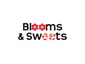Blooms and Sweets Logo by ujala