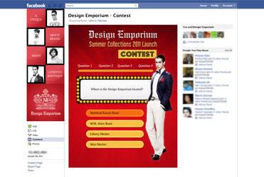 Quiz App for Facebook by ujala