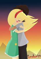 Starco hug by fanatica49