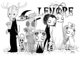 LENORE by Amedama