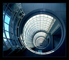 Circular Eternity by acumuluscloud