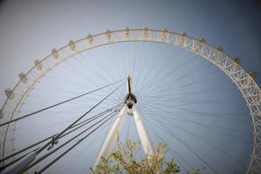 London Eye by curlyq139