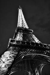 Eiffel Tower by curlyq139