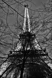 Eiffel Tower 2 by curlyq139