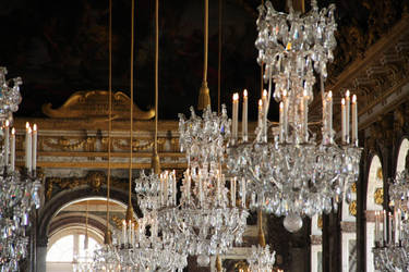Chandeliers by curlyq139