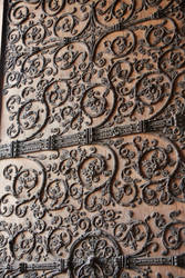 Intricate Door by curlyq139