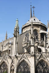Notre Dame Rear by curlyq139