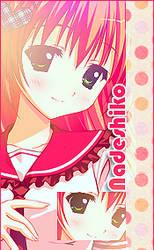 Nadeshiko avatar by NadeshikoKanade