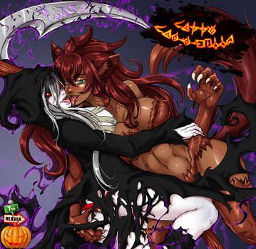 Patreon - Halloween 2017 by 7th--Heaven