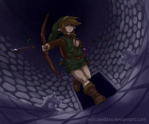 The Legend of Zelda by Edo--sama