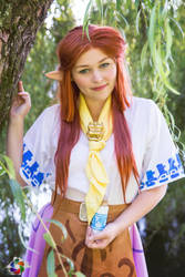 Malon - TLoZ:Ocarina of time by AdiaCosplay