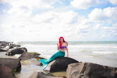 Mermaid Ariel - The Little Mermaid by AdiaCosplay