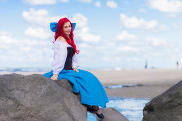 Kiss the girl Ariel - The little mermaid by AdiaCosplay