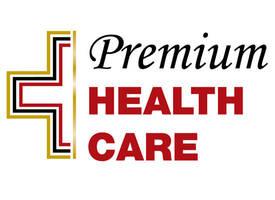 Premium Health Care Logo by Click-Art