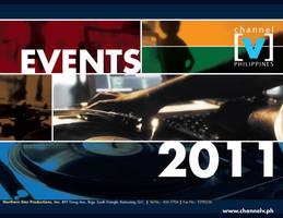 Chanel V Events Flyer 03-01 by Click-Art