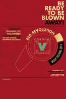 Chanel [V] Ph Red Revolution Poster AD by Click-Art