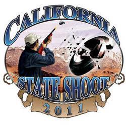California State Shoot Logo Design by Click-Art