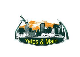 Yates and Main Logo Design by Click-Art