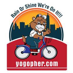 Yogopher.com Logo Design by Click-Art