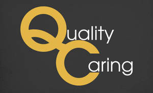 Quality Caring Logo Design by Click-Art