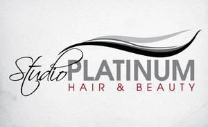 Studio Platinum Logo Design by Click-Art