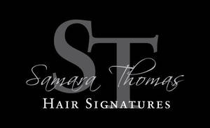 Samara Thomas Logo Design by Click-Art