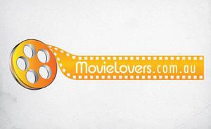 MovieLovers.com.au Logo Design by Click-Art