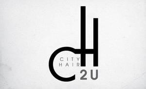 City Hair Logo Design by Click-Art