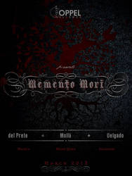 Memento Mori Poster AD by Click-Art