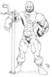 Gladiator by Hofling