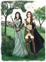 Fanaa and Brynn - Trade by Gnewi