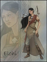 EOW - Elohi - Adoptable [Closed] by Gnewi