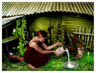 Summer day by ArwenGernak