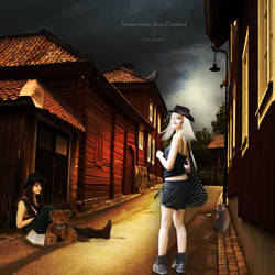 Intromission dans l'instant by ArwenGernak
