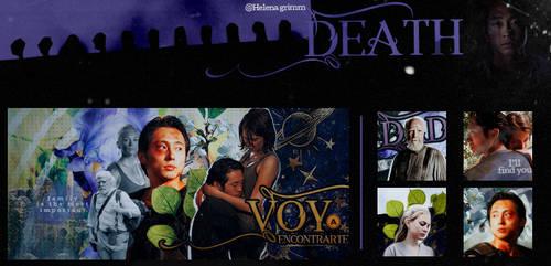 Dia 6: Muerte. by HelenaGrimm