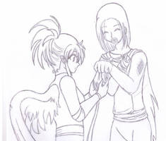 35. Hold My Hand by DotaStrife