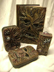 Necronomicon Collection by MissNicka