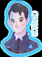 DBH | Connor (+RB) by MynnuB