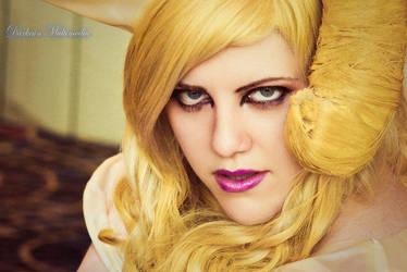 Lady Gaga - Telephone by TheDreamerWorld
