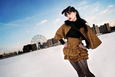 Coney Island - Melly C by TheDreamerWorld