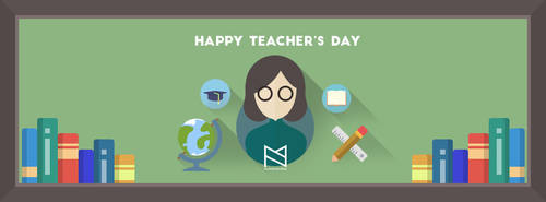 Happy Teacher s Day by KKUKKUNGIE