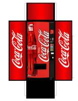 soda machine III by WeirdFantasticToys