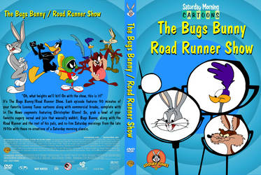 The Bugs Bunny/Road Runner Show DVD (Blue) by WeirdFantasticToys