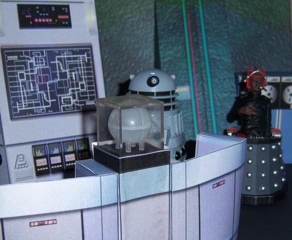 Dalek Control by MisterBill82