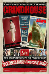 Grindhouse jaws-wars by WeirdFantasticToys