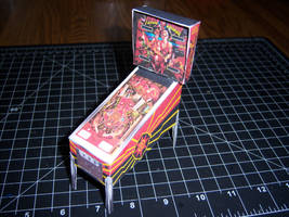 Flash Gordon Pinball by MisterBill82