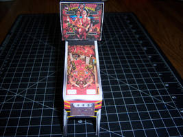 Flash Gordon Pinball II by MisterBill82