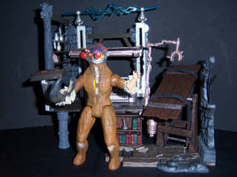 The Brain of Morbius by MisterBill82
