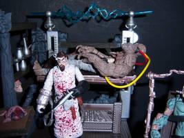 Dr. Frankenstein by MisterBill82