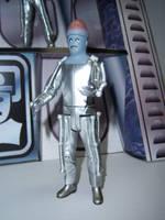 Cybercontroller - Tomb of the Cybermen by MisterBill82